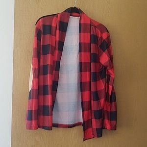 Tops - Plaid top